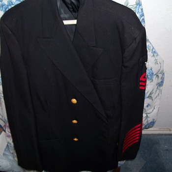 ww2 cpo jacket - Military and Wartime