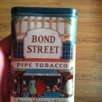 bond street - Tobacciana