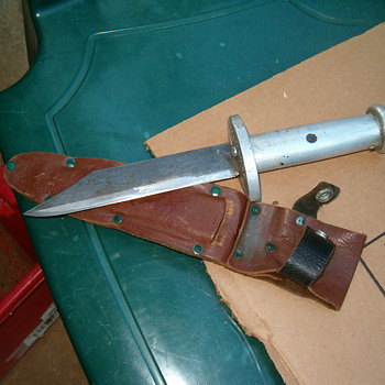 Antique Military Bayonet/Knife Dagger/Wells Fargo Dagger - Tools and Hardware