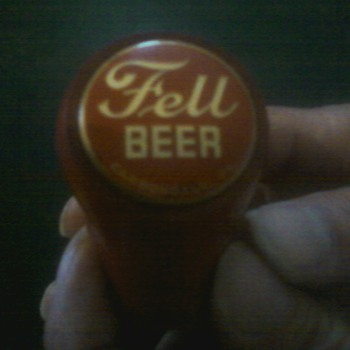 Fell Beer Kn0b - Breweriana