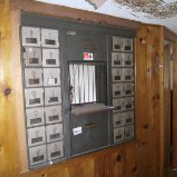 Post Office Box Units - Office