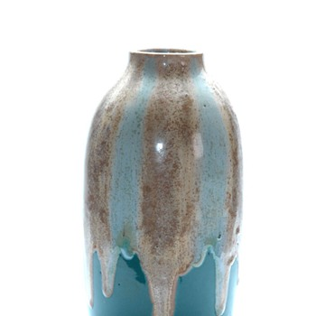 A rare flambé vase by LEON ELCHINGER