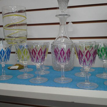 Stemware find - Glassware