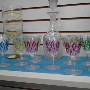 Stemware find - Glassware