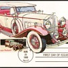 "1988 - ""1932 Packard"" - First Day Issue Stamped Card"