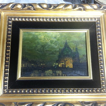 Gothic Painting?? Please Help. .  - Visual Art