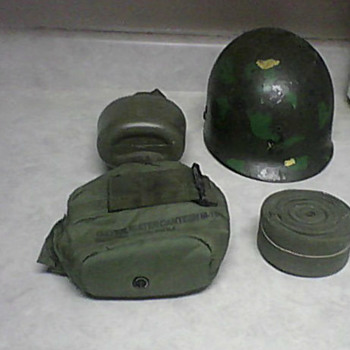 MILITARY HELMET - Military and Wartime
