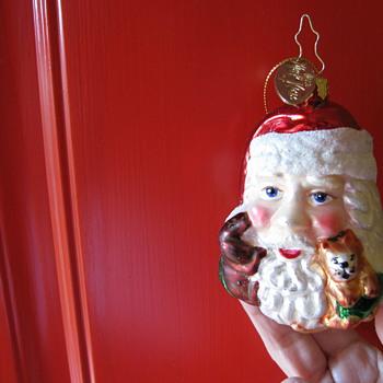 Mark King Christmas Ornaments