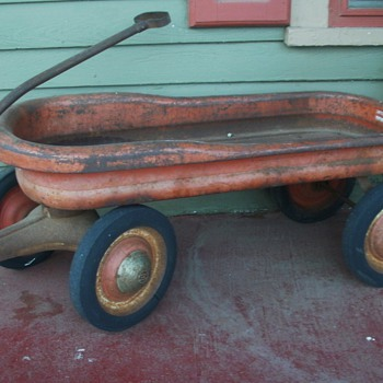 Murray Red Wagon