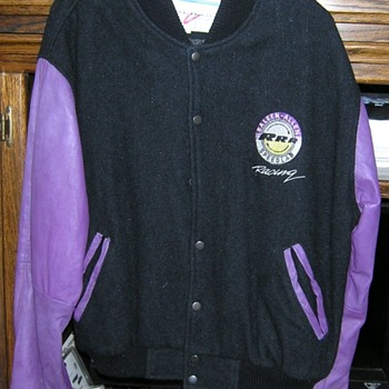NASCAR - SIGNED AUTOGRAPHED SALEEN / ALLEN RRR JACKET - Mens Clothing