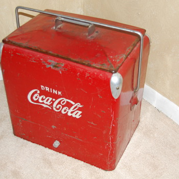 Coke Cooler - Coca-Cola