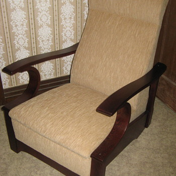 My mystery chair. - Furniture