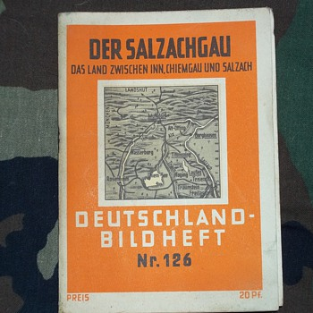 GERMAN PAMPHLET - Paper