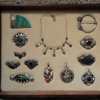 5th fitted drawer from my jewellery collection - Fine Jewelry