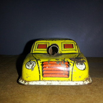 Riot Squad Tin Car. Arco