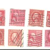 USA POSTAGR STAMPS VERY OLD