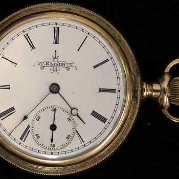 Very Nice Elgin pocket Watch - Pocket Watches