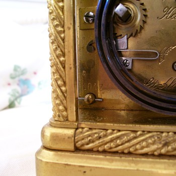 Carriage Clock - Clocks