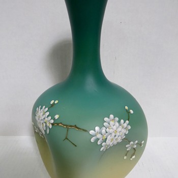 Early Loetz production vase - Art Glass