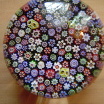 parabelle weights - Art Glass