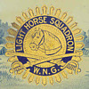 LIGHT HORSE SQUADRON CIGAR (box opener)