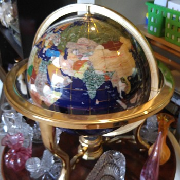 Gemstone Globe - Office
