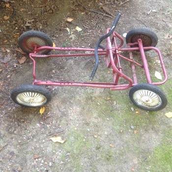 Please Help Identify My Pedal Car