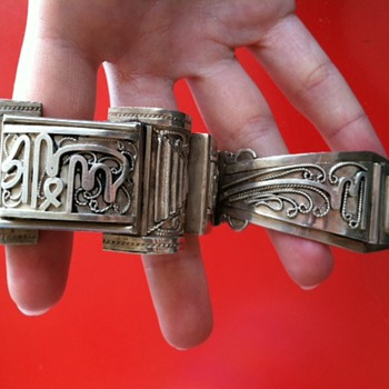 Cool Silver Bracelet - Fine Jewelry