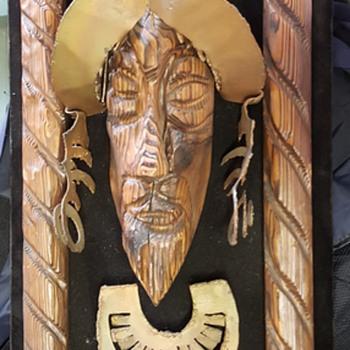 Conquistador Carving