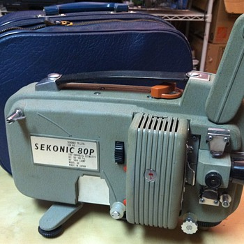 Sekonic 80P 8mm Projector (c.1962)