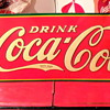 1935 Coca-Cola Horizontal Sign