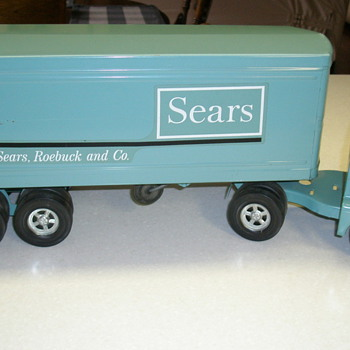 1970&#039;s Sears, Roebuck and Company Toy Truck
