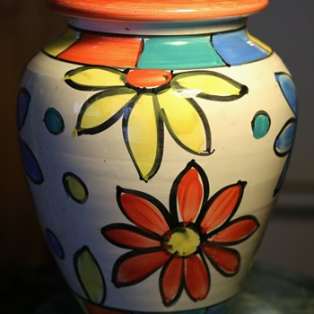 Large Vase from Portugal - Pottery