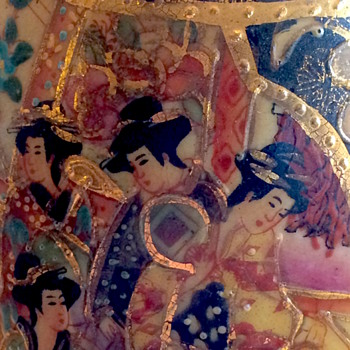 Help identify Asian Pottery