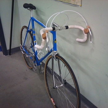 Early 80's Italian steel road bike - Sporting Goods