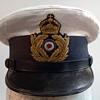 Kaiserliche Marine (Imperial German navy) officer's hat