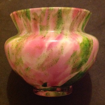 Small, Welz?, bowl - Art Glass