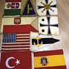 WW2 flag collection