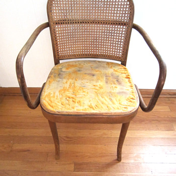 Caned Bentwood Chair