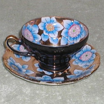 Trimont China Cups & Saucers