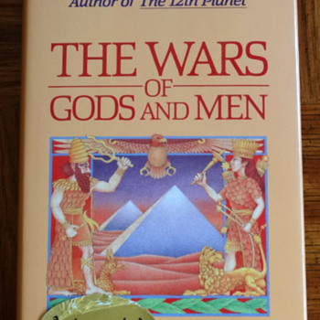 The Wars Of Gods And Men by Zecharia Sitchin - Books