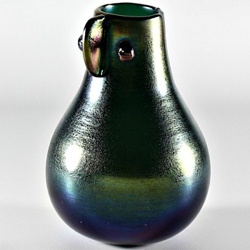 Thomas Webb Bronze Glass - Art Glass