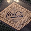 Original 1917-19 Coca-Cola Straight sided bottle label