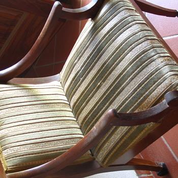 help identifying armchairs?