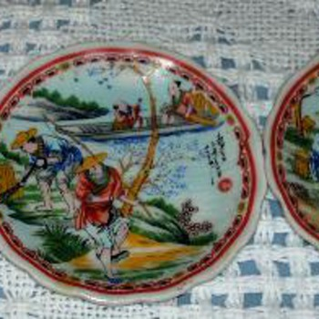 Chinese Plates - Asian
