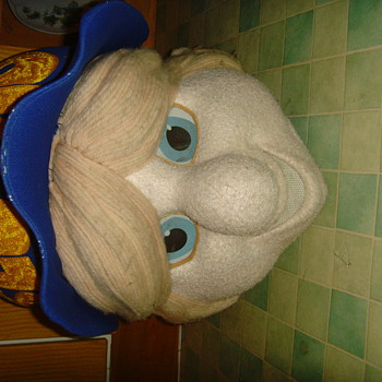 Baseball mascot Costume Head