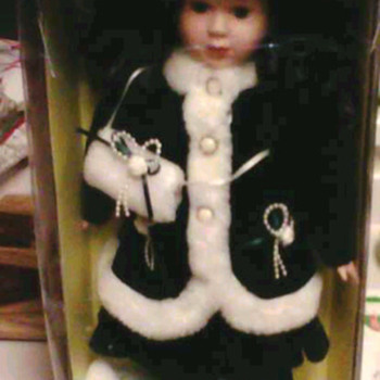 The Only Doll I Ever Saved in Its Box :) - Dolls