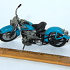 Tiny DieCast Harley Davidson Motorcycles