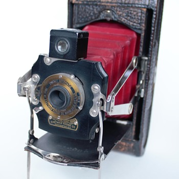 No. 1a Folding Pocket Kodak - Model C