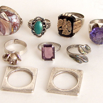 Hodge Podge Estate Jewelry - Rings Rings & Rings  - Part 2